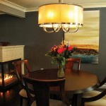 Dramatic Topsail Reno Dining Room